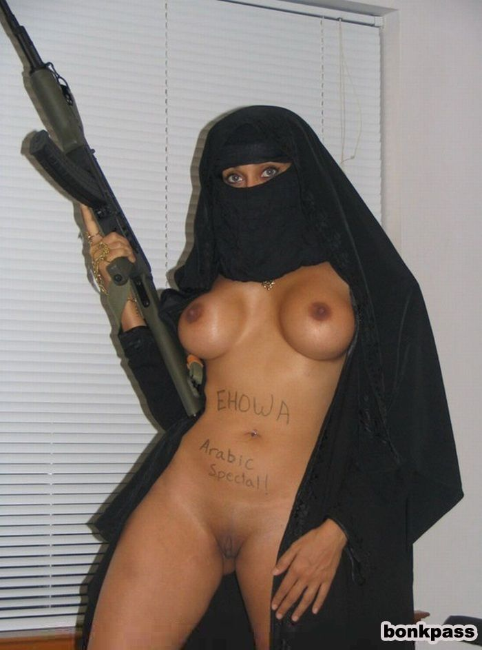 Amateur nude muslim girls easier