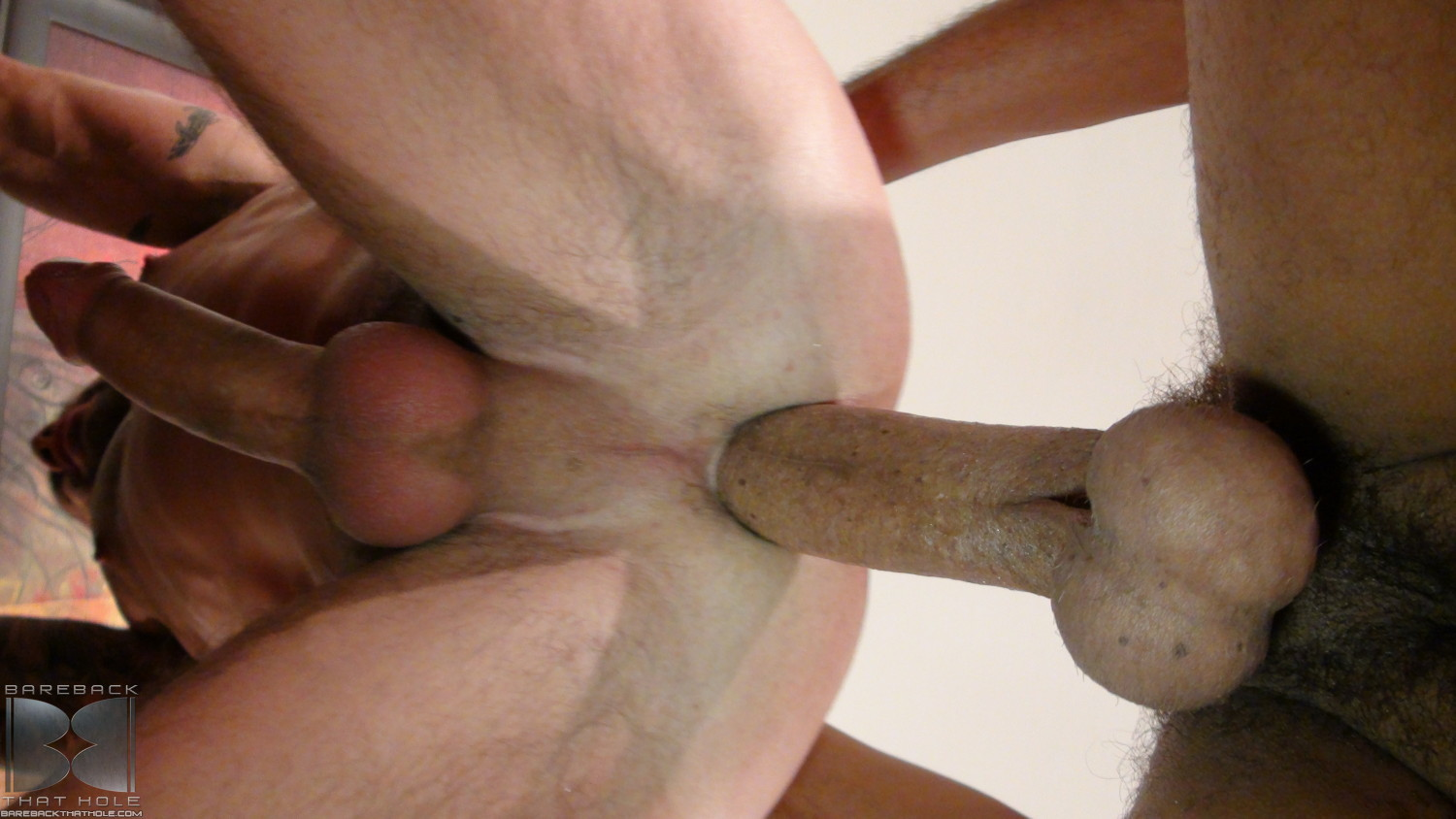 uncut bareback cocks gay fucking Huge