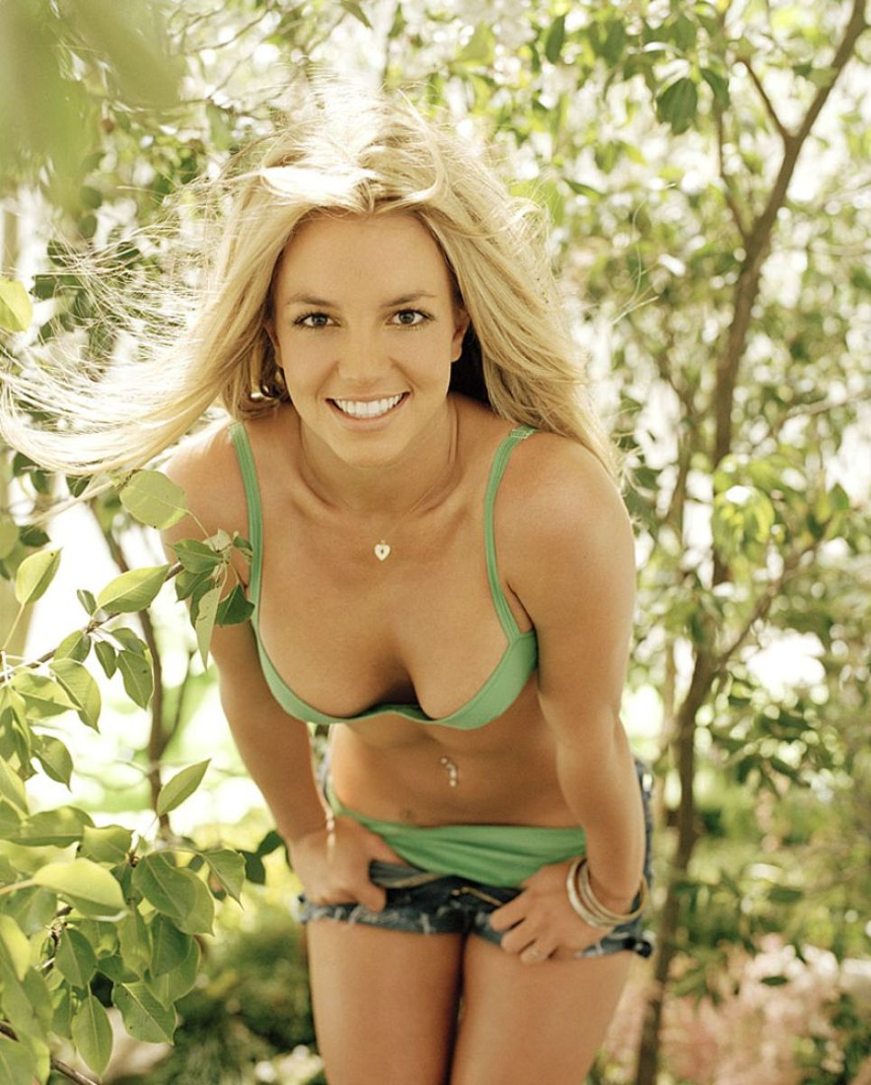 body nude spears hot Britney