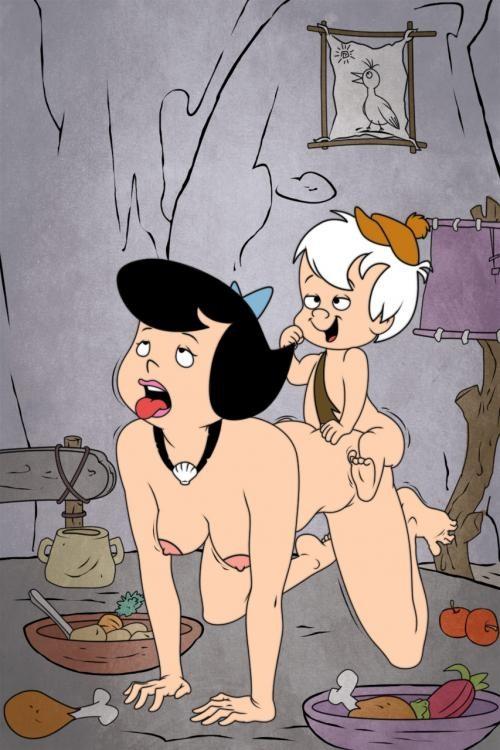 comics porn Flintstones jetsons and