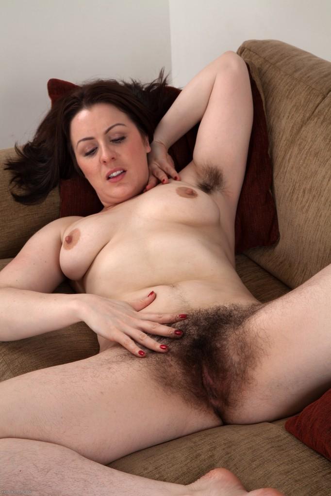 Naked fat hairy women