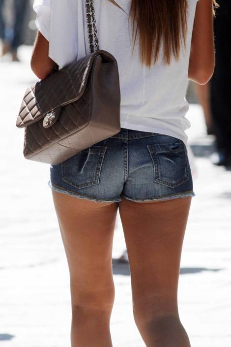 jean Giorgia shorts in palma