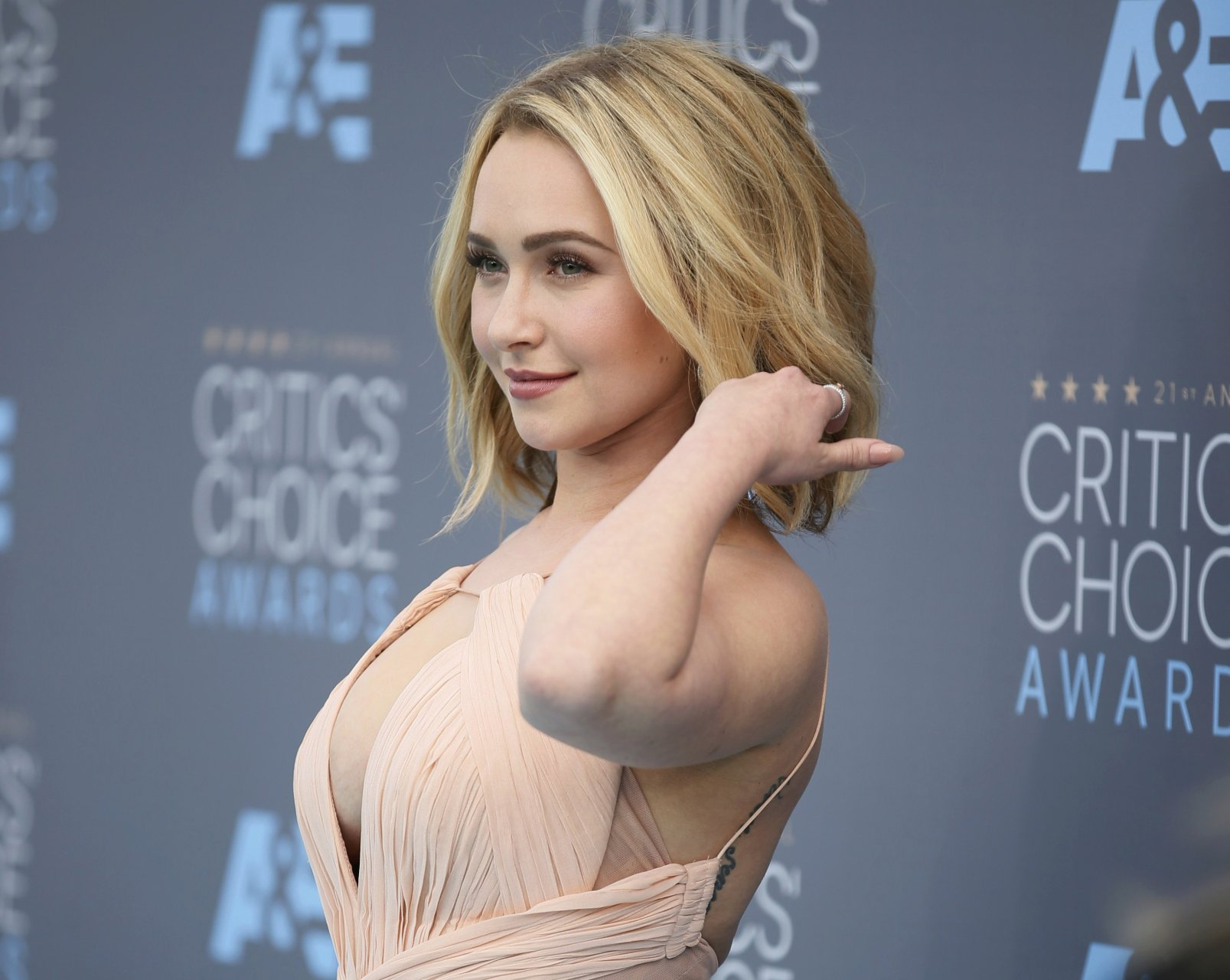 cleavage Hayden panettiere
