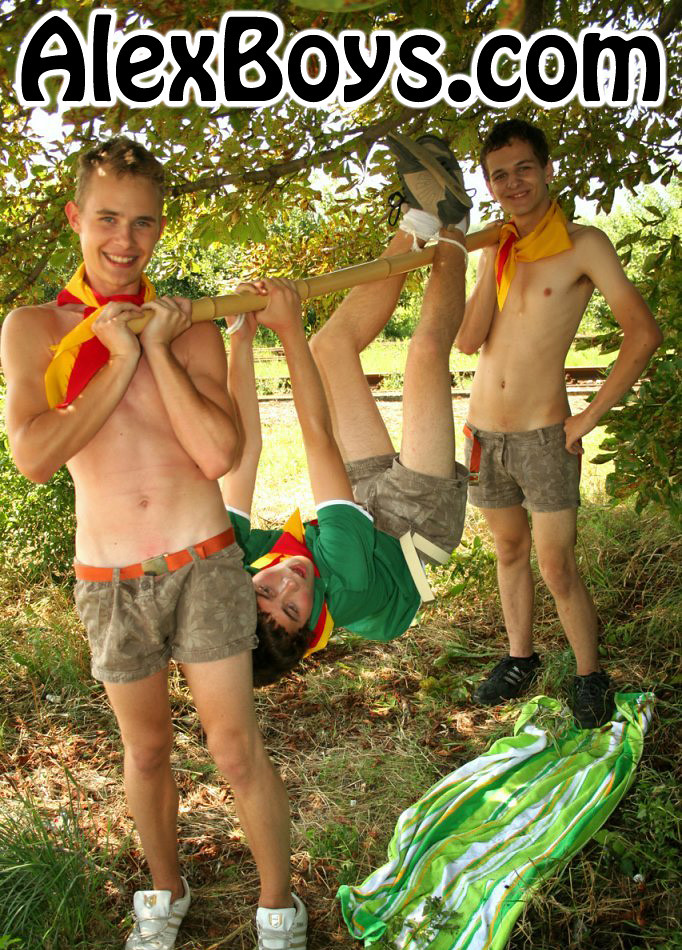 Girl porn camp scout waiting videos