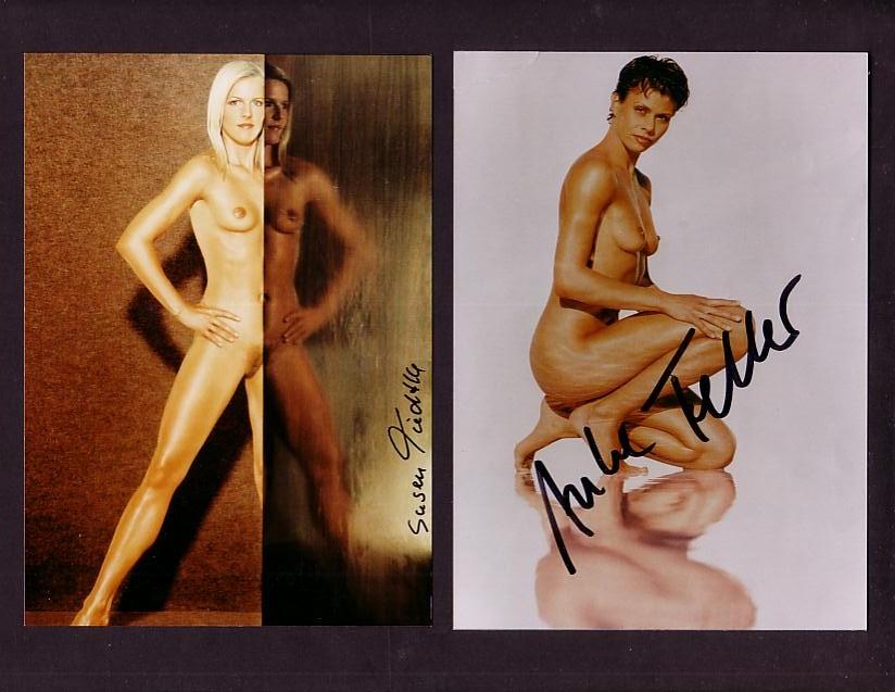 feller nude Anke