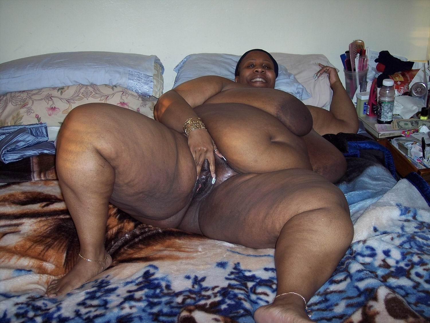 nude pic of black thick girl