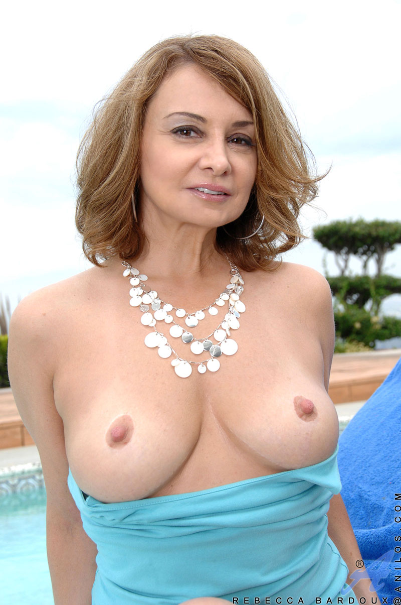 nude Rebecca bardoux