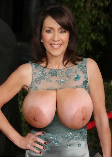 nude as barone Patricia debra heaton