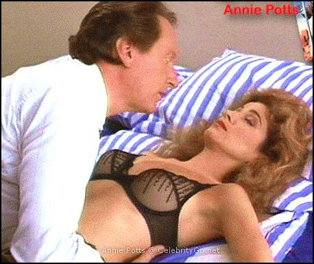 potts nude Annie