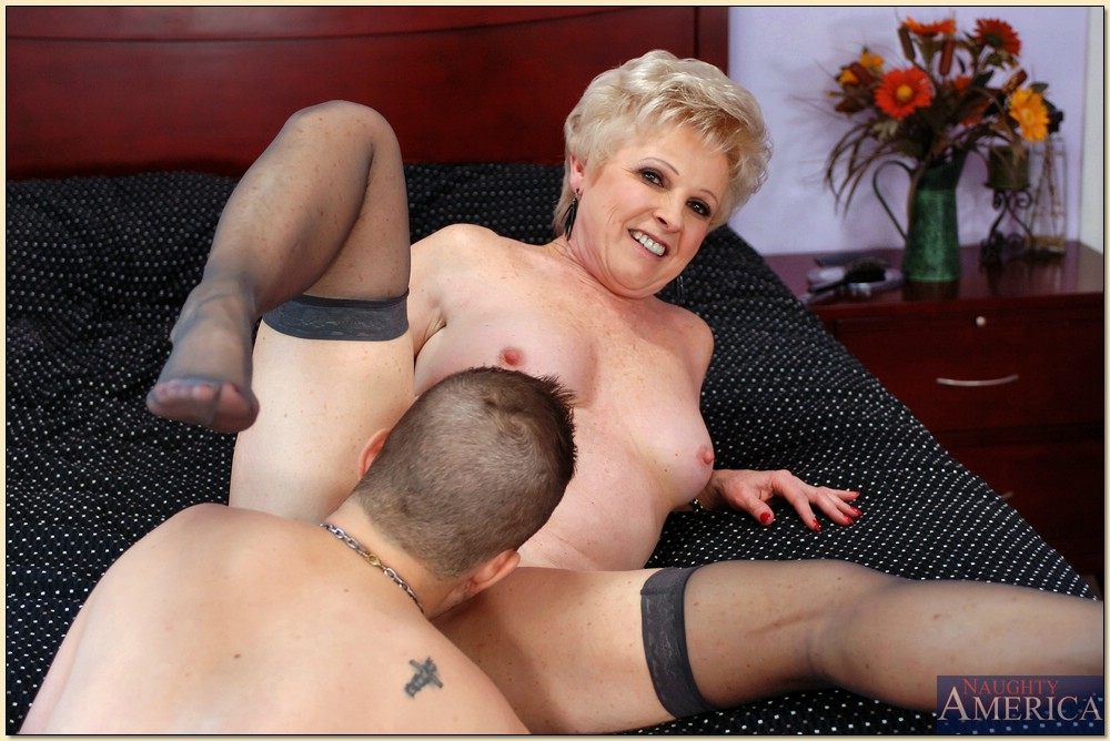 Mrs jewell senior porn