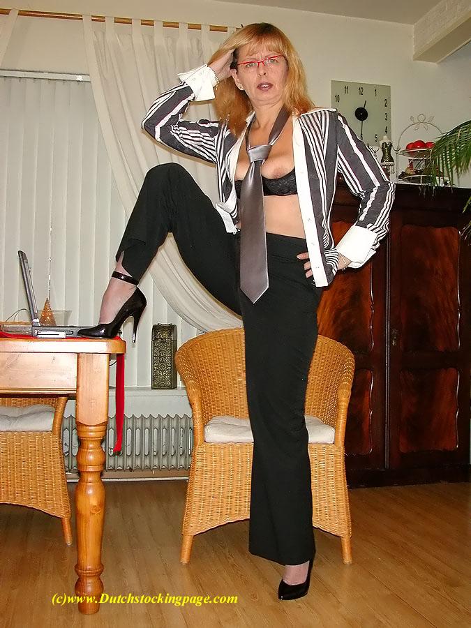 stocking page dutch Christina