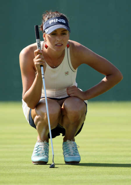 lpga golfer hot women Hottest