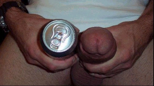 can pictures Beer cock black