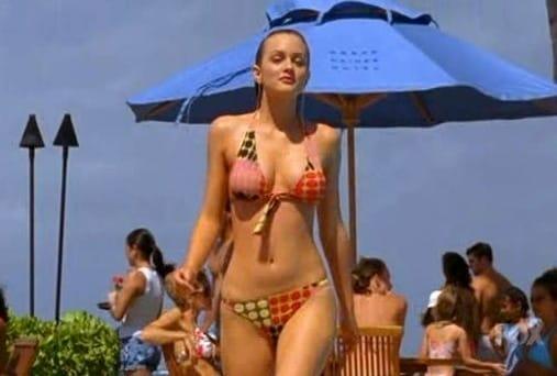 bikini Leighton meester