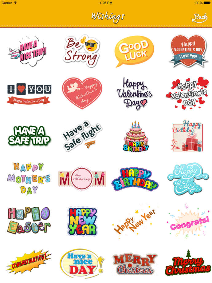 download sticker Adult free