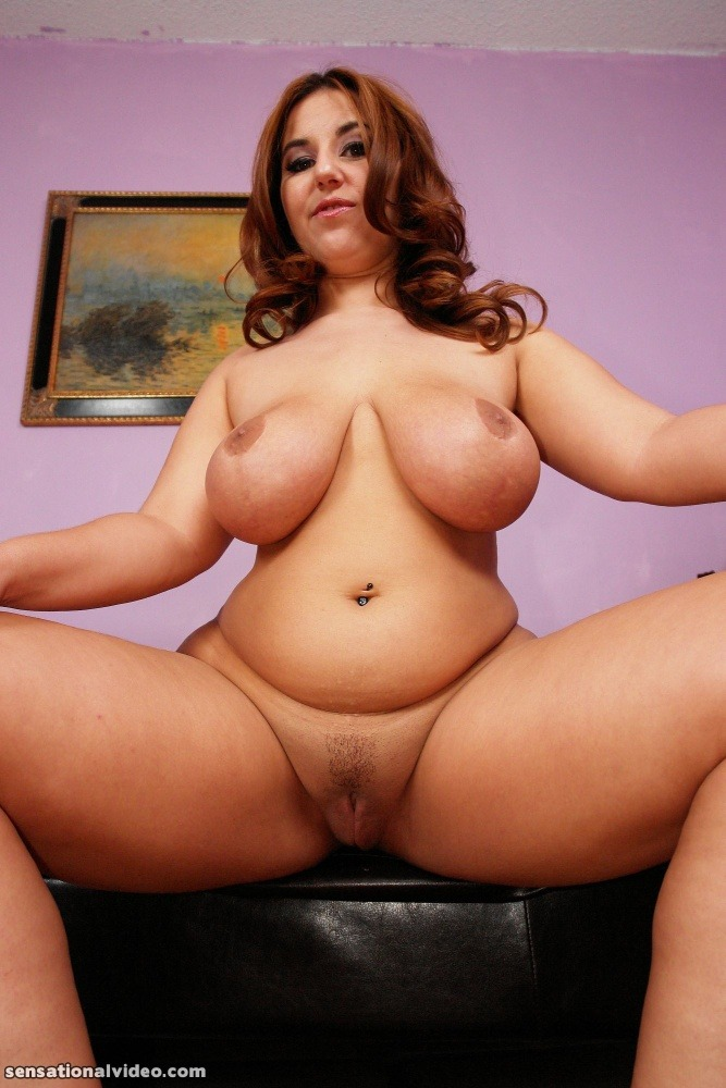 bbw Tattooed plumper