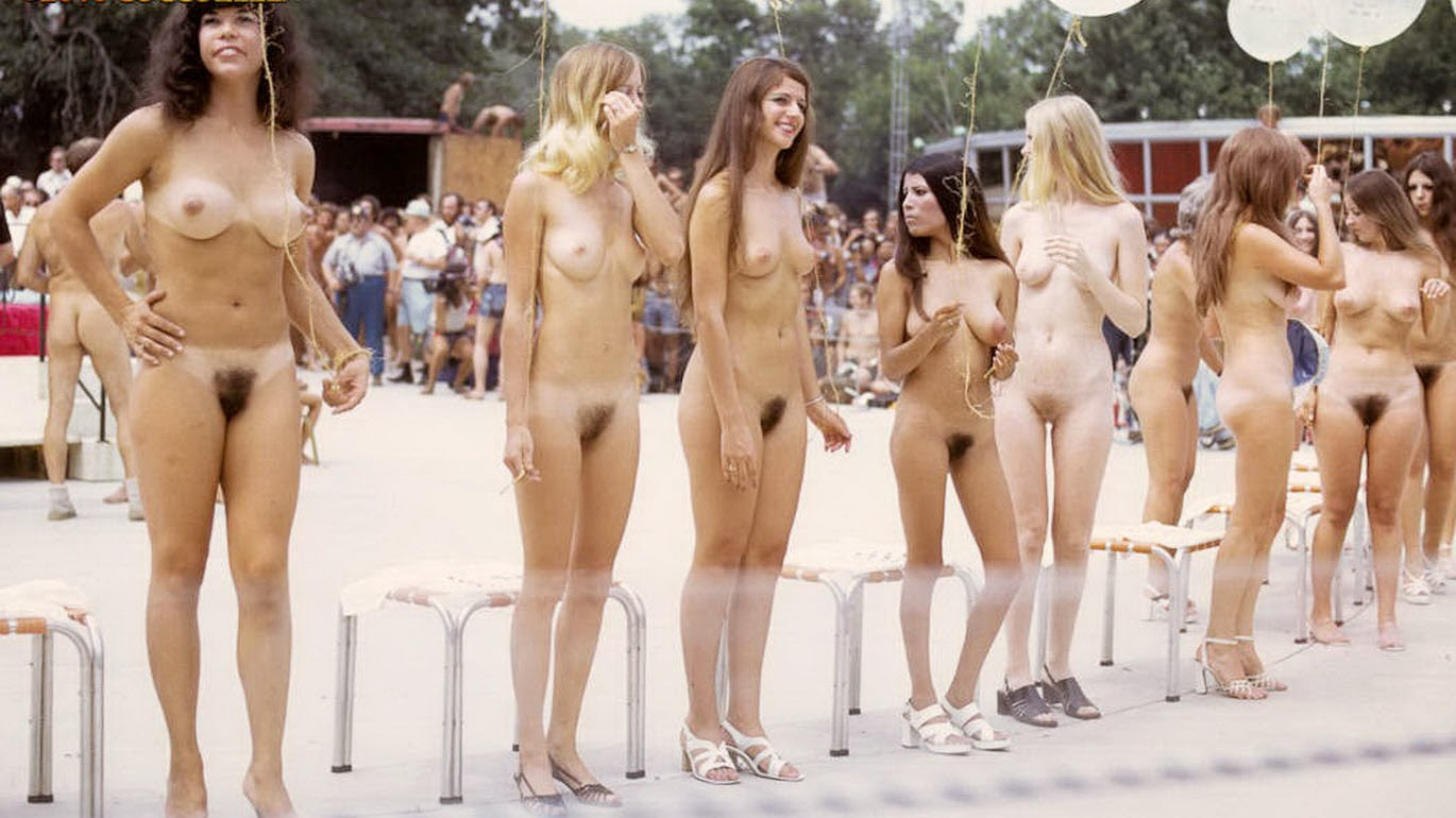 Miss teen nude beauty pageant