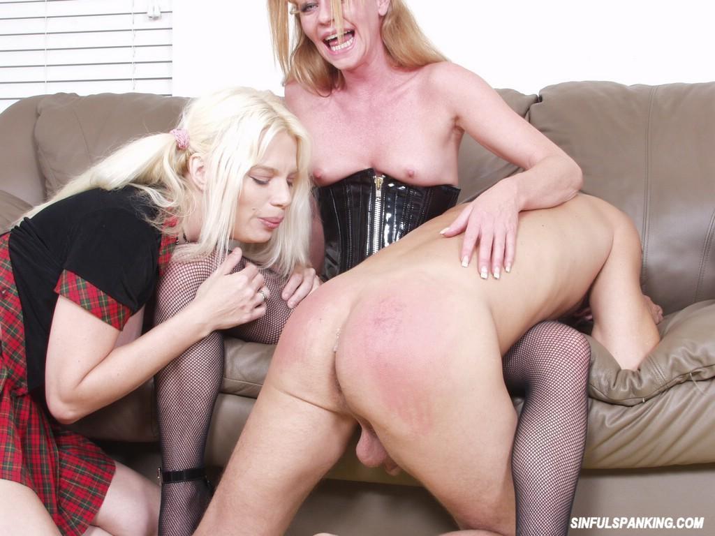 spanking milf Vintage