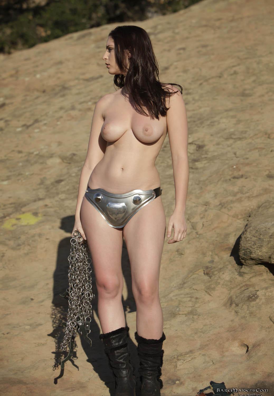 nudes maidens daniels Brea bare