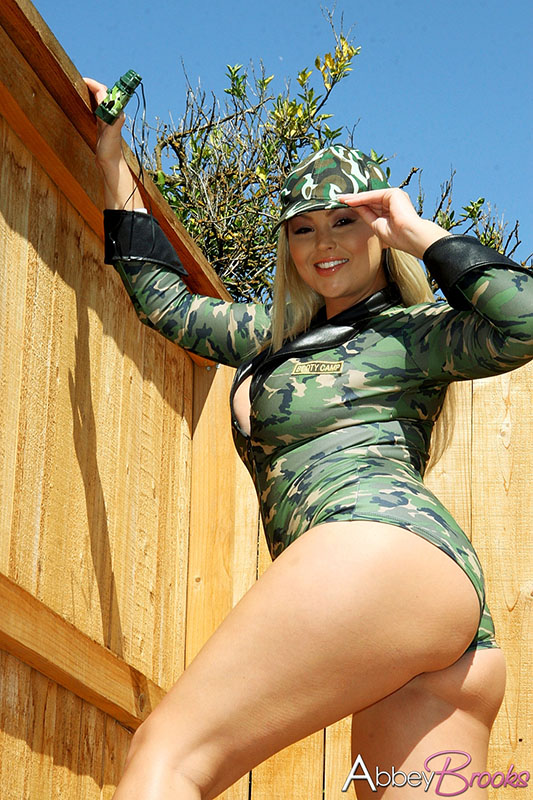 Camo girl abby brooks-new porn