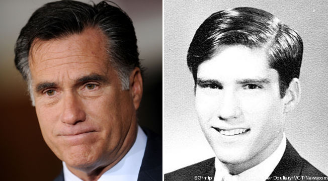 romney gay Mitt