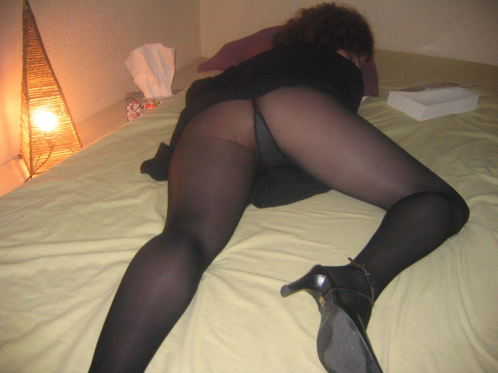 pantyhose mom Drunk