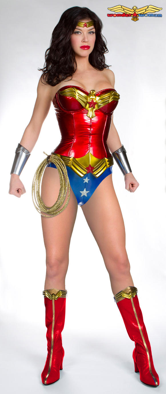 palicki wonder woman costume Adrianne