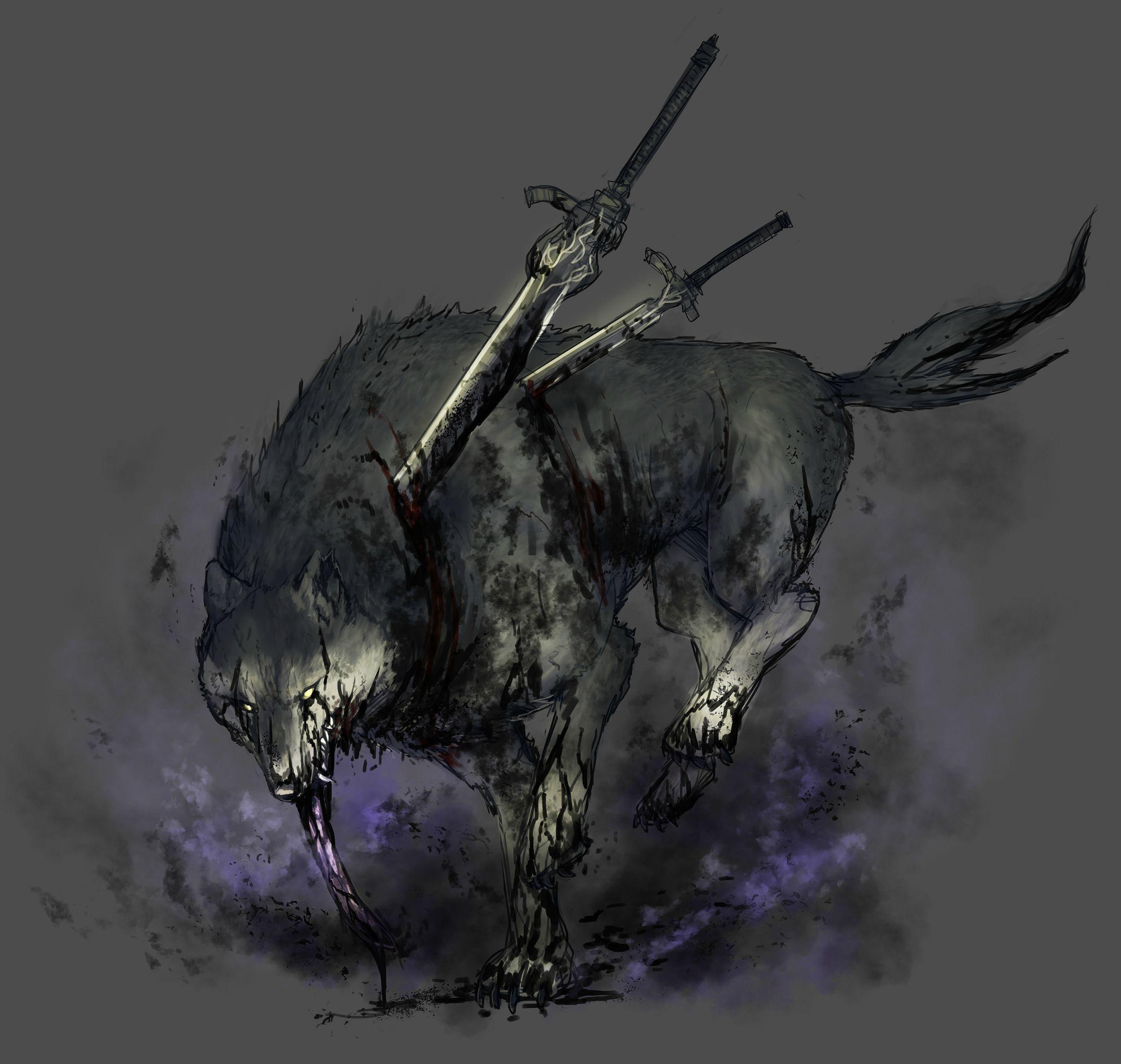 demon Dark hentai souls