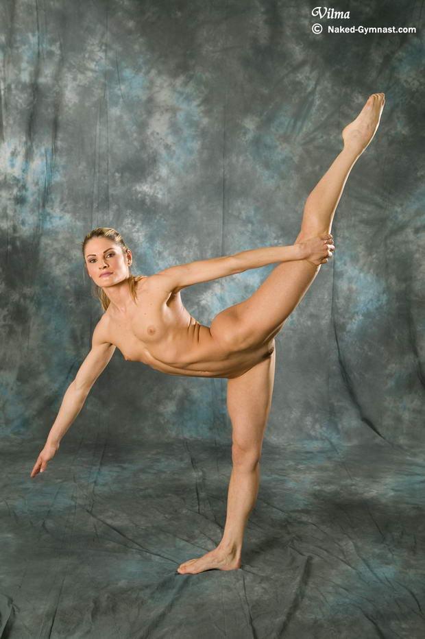female dancers Nude ballet
