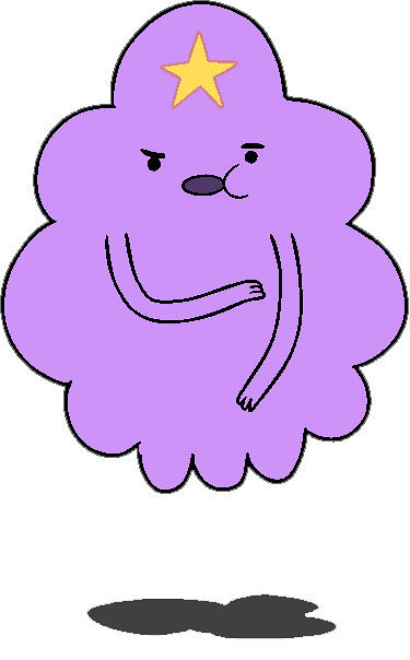 lumpy space time princess Adventure
