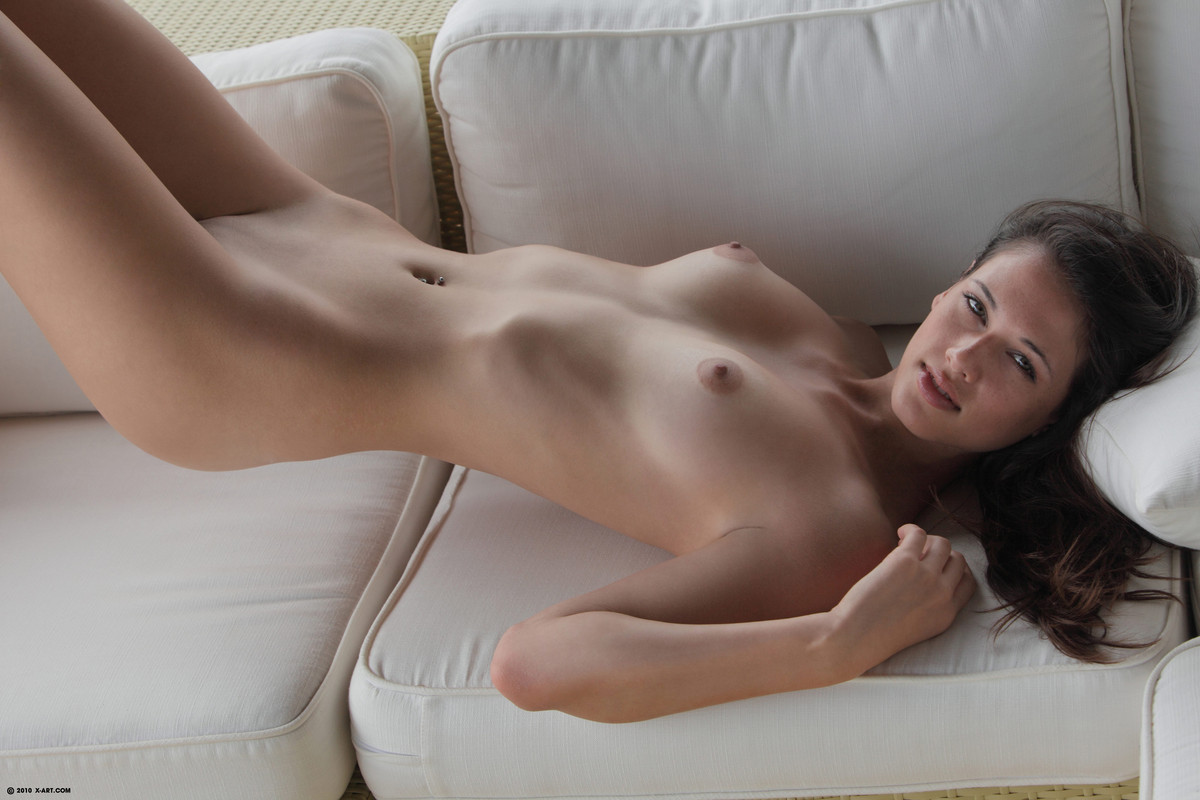 art Tiffany thompson model nude