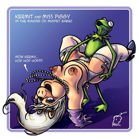 sex Miss piggy