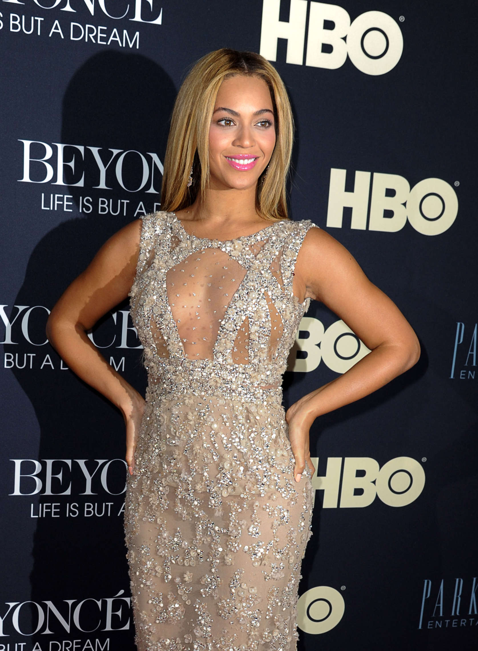 thru see Beyonce knowles