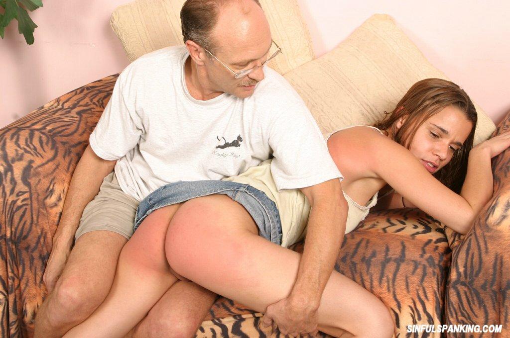 porn Man free spanking girl