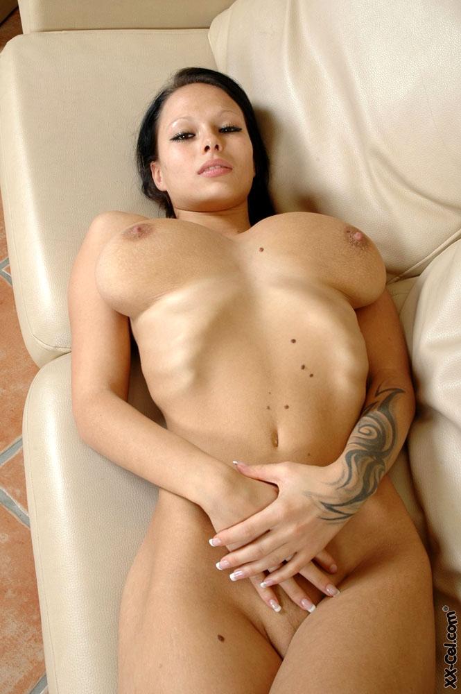 tits breastfeeding big Naked