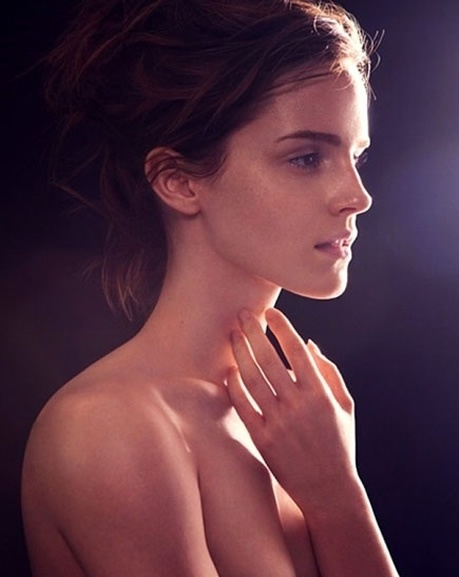 beauty Emma watson natural
