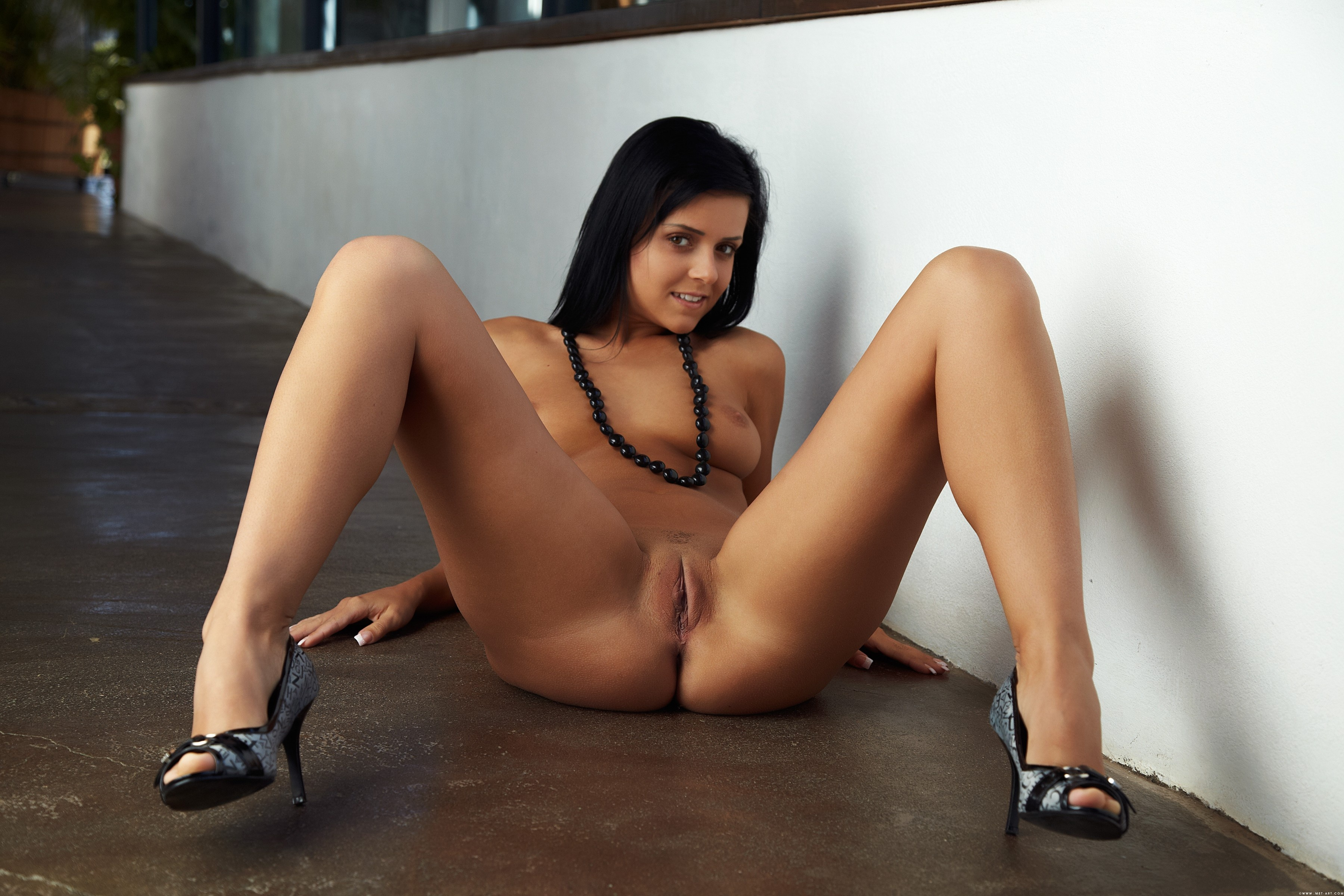 black legs Nude girls spreading