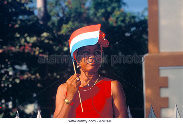 west women French indies
