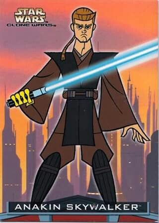 wars Star wars cartoon anakin clone the