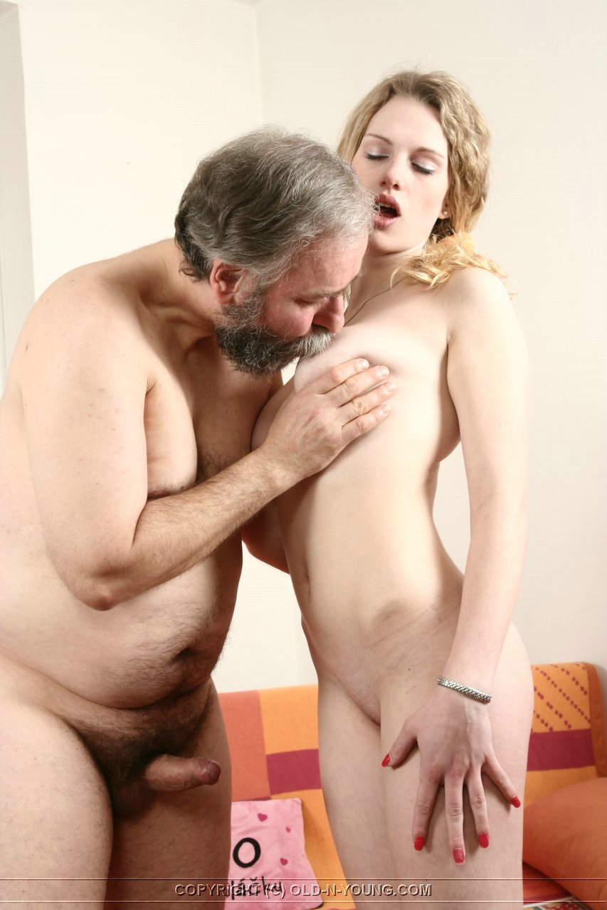 boyfriend with girl sex Old man and
