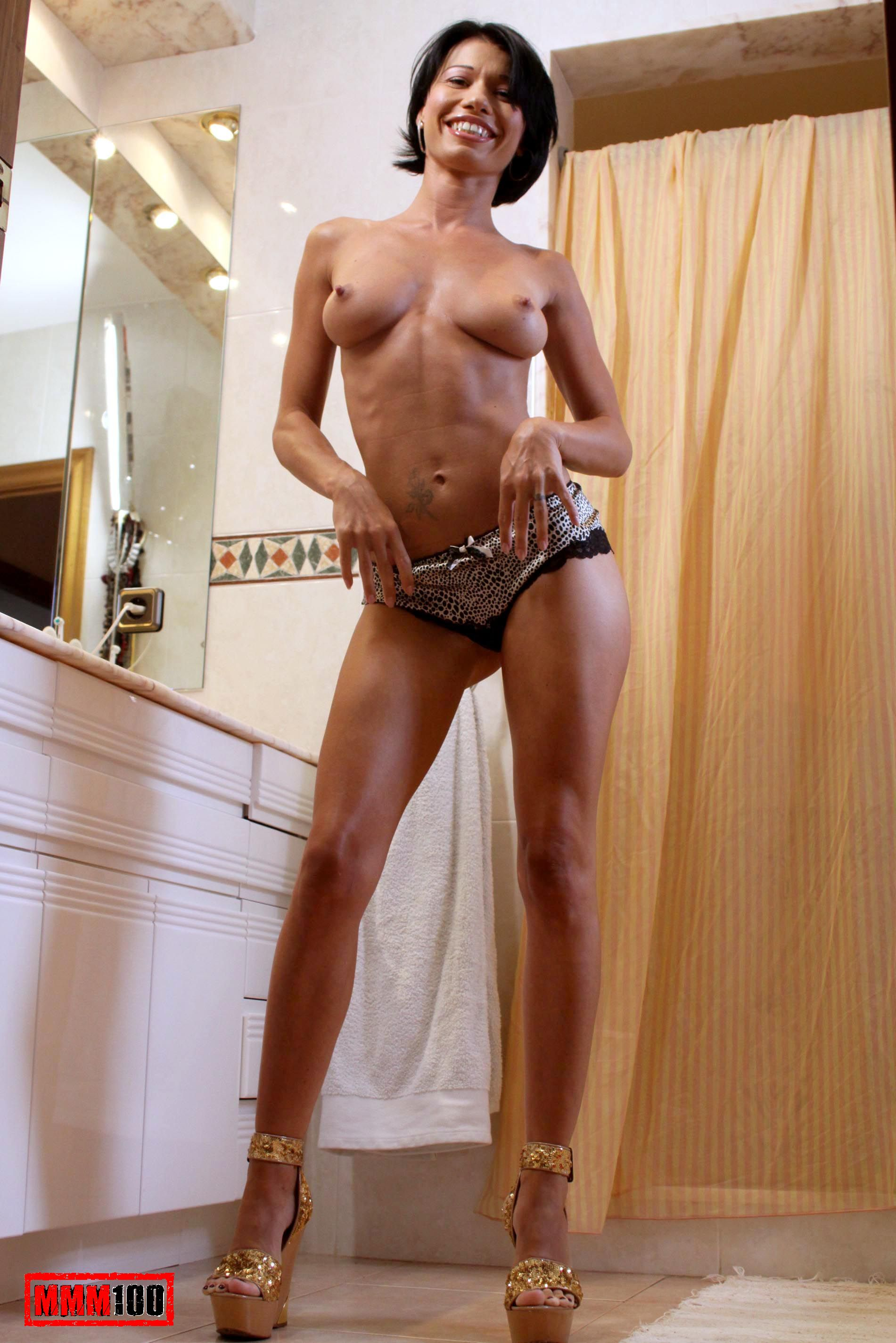 nude Mademoiselle justine