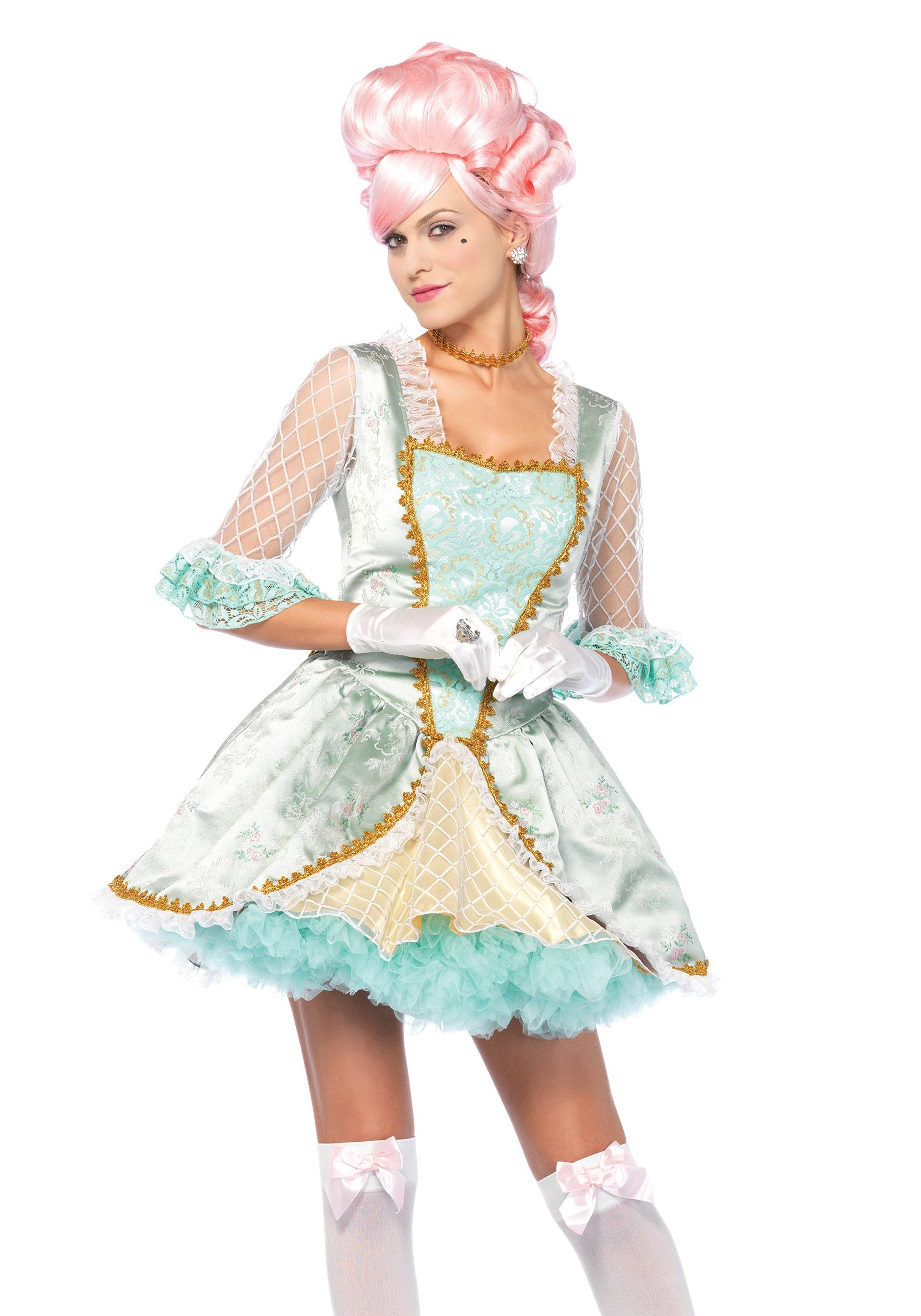 marie Sexy antoinette deluxe costume super