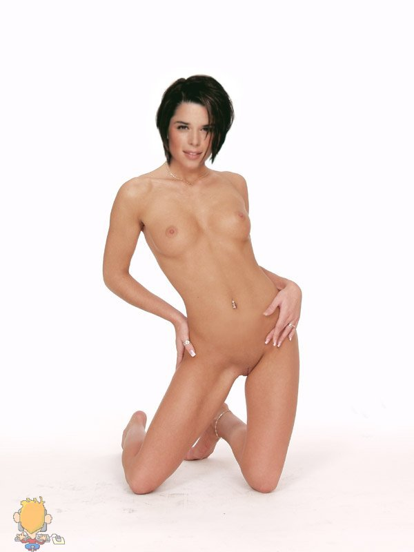 Neve campbell nude fakes that can