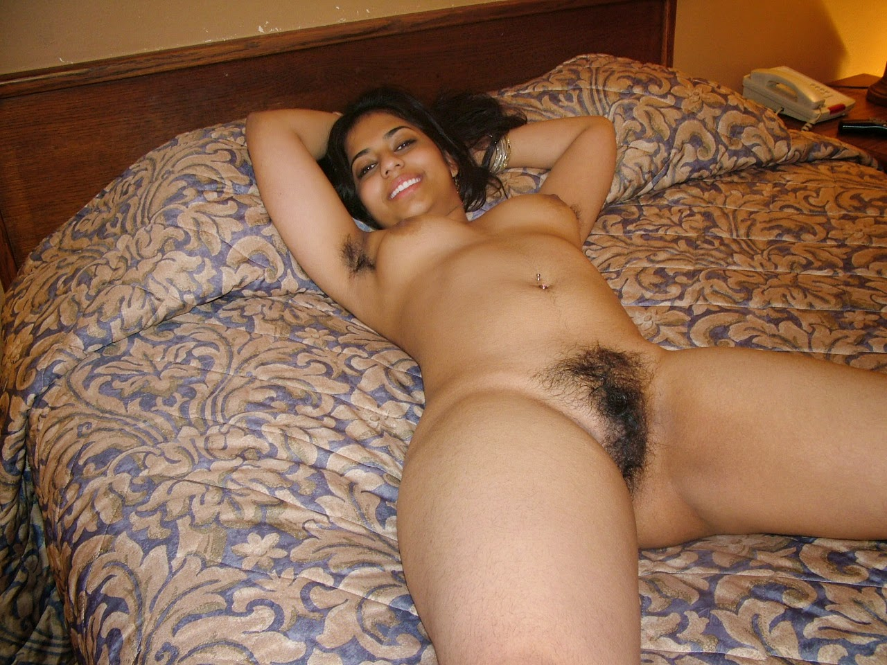 Indian hairy pussy wife