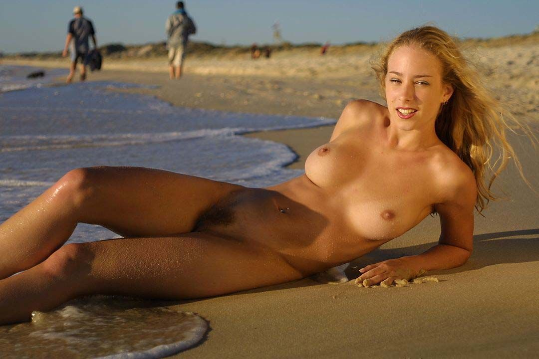 nude women beach Hot