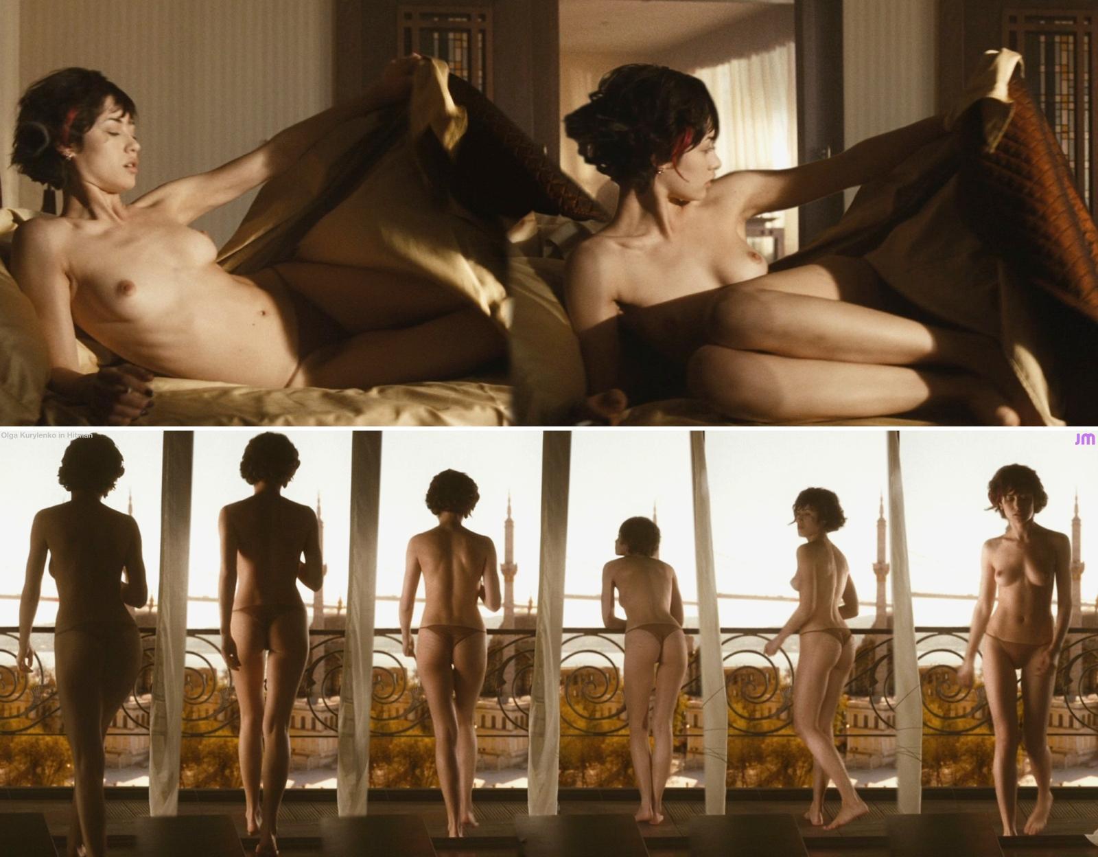 kurylenko nude Olga topless