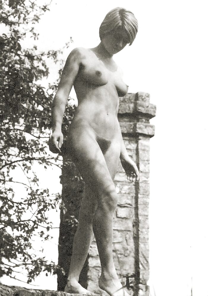 contests Nudist vintage beauty