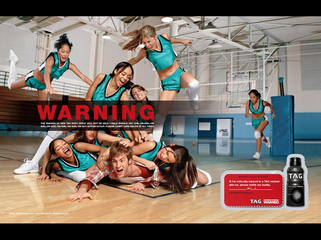 print ads Teen