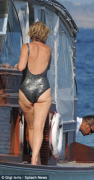 kennedy cuomo bikini Kerry