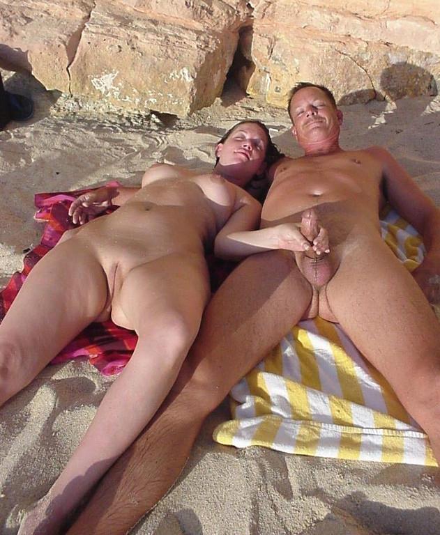 beach fucking Nude girls